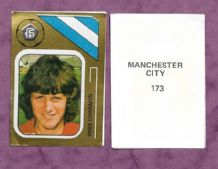 Manchester City Mick Channon England 173